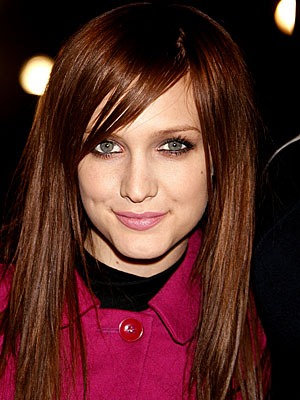 Ashlee Simpson Trendy Haircuts