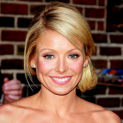 Kelly Ripa - Star Hairstyles from A to L - Get Hollywood Hair - Beauty -