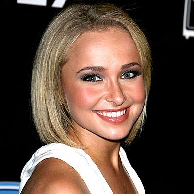 hayden panettiere hair. Hayden Panettiere - Star