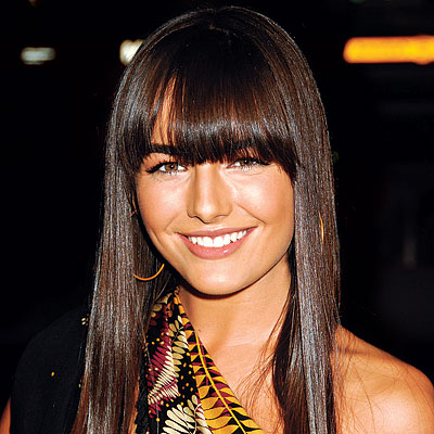 camilla belle hair. Camilla Belle