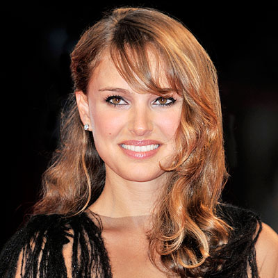 natalie portman curly hair. Natalie Portman. Pascal Le Segretain/Getty Images