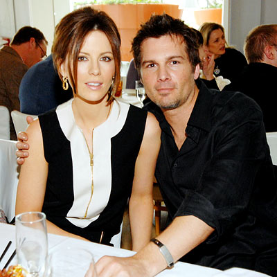 Kate Beckinsale Len Wiseman Los Angeles COnfidential magazine preOscar