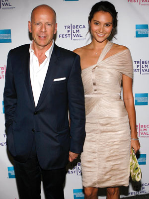 Mar 22 2009 Bruce Willis And Emma Heming Marcel Thomas The Small Wedding Ceremony Took Place