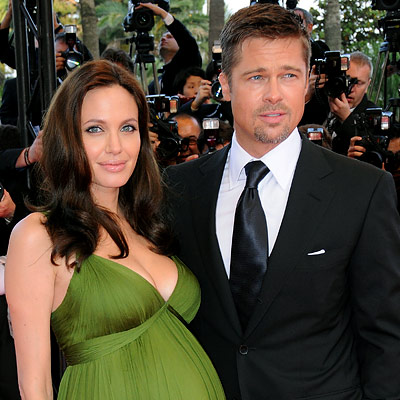 angelina jolie and brad pitt photo. Angelina Jolie and Brad Pitt,
