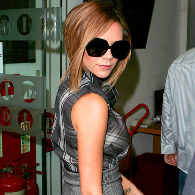 Victoria Beckham, Sighting in London - Party Photos - Parties - In Style