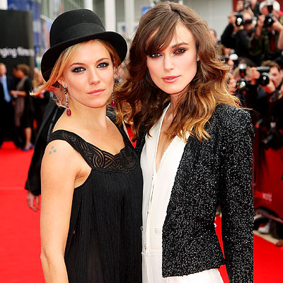 personal favorites keira knightley sienna miller english actress