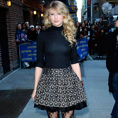 Taylor Swift Clothes on Taylor Swift