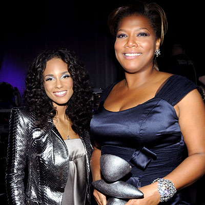 queen latifah and alicia keys Queen Latifah And Alicia Keys