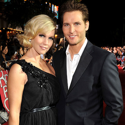 peter facinelli and jennie garth wedding. altTag Peter Facinelli