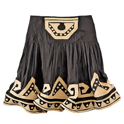 Diane von Furstenberg Skirt from instyle.com