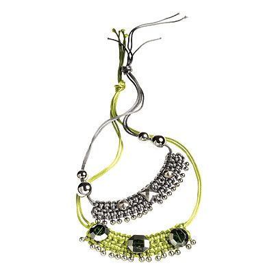 Elie Tahari - Tribal - Spring Trends 2008, Accessories - Spring Trends 2008 - Trends - In Style :  necklace jewelry necklaces elie tahari