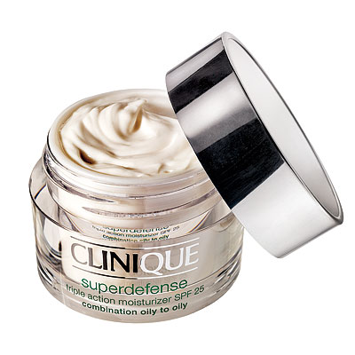 Clinique Superdefense Triple Action Moisturizer for Oily Skin SPF25