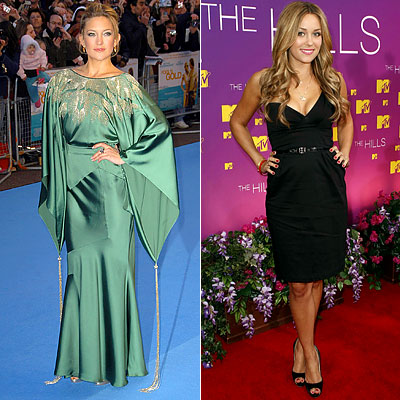Kate Hudson, Lauren Conrad, Teen Choice Awards Poll, Female Red Carpet Fashion Icon