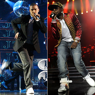 Justin Timberlake, Kanye West, Teen Choice Awards, Male Artist