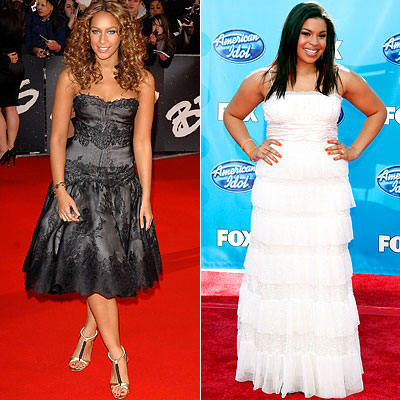 Leona Lewis, Jordan Sparks, Teen Choice Awards, Breakout Artist