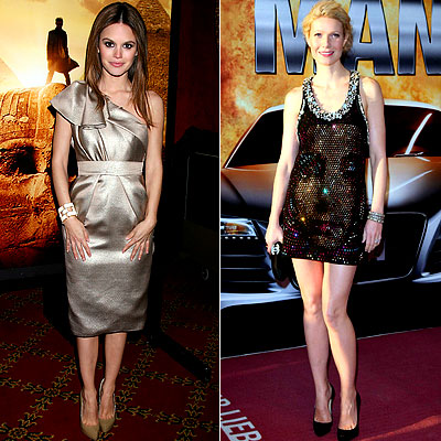 Rachel Bilson, Gwyneth Paltrow, Teen Choice Awards Poll, Actress Adventure