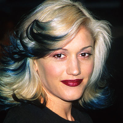 gwen stefani no makeup. 1999 - Gwen Stefani - Top Star