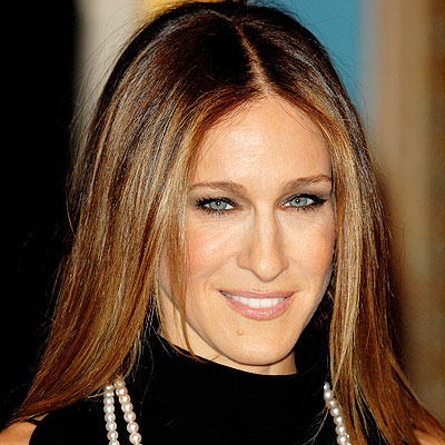 Sarah Jessica Parker, transformation, celebrity hair, celebrity beauty, celebrity makeup