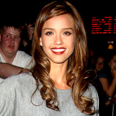 Jessica Alba, Robert Ramos, transformation, celebrity hair, celebrity makeup