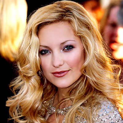 Kate Hudson - Transformation - hair and beauty
