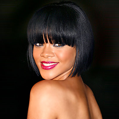 rihanna haircut 2007. June 2007. Jackie Butler/Retna