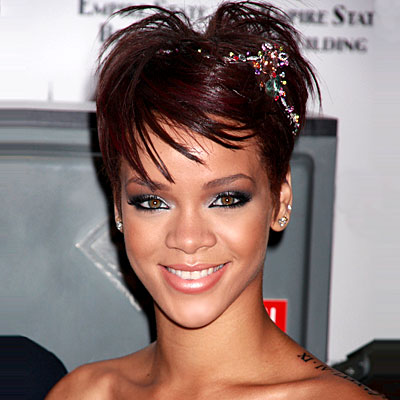 Rihanna - Transformation - Hair and Beauty
