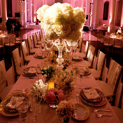 Fresh Celebrity Wedding Decorations Ideas | Housecreativa