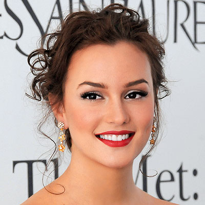 Summer weddings celeb hair leighton meester