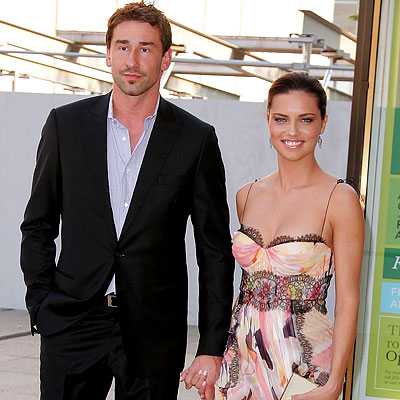 Adriana Lima Marries Basketball Star Marco Jaric