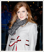 amy adams - carolina herrera