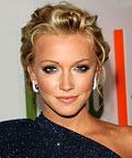 Katie Cassidy - Curly Updo - Hair Tip
