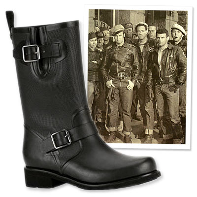 Kenneth Cole - Rubber boots - AWEARNESS - shoe drive - amfAR