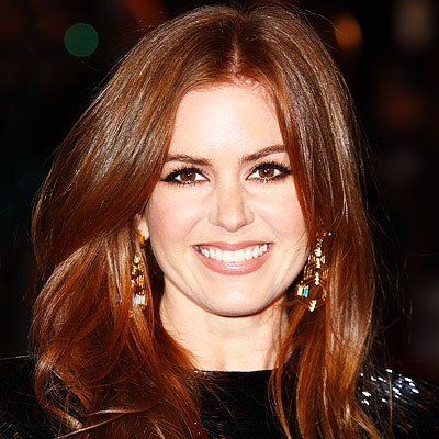 {Isla Fisher} {}