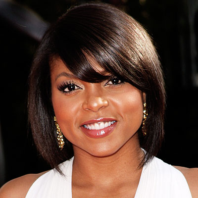 Taraji P. Henson - Bobs - Get Hollywood Hair - Hair - InStyle