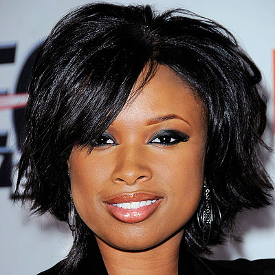 2010 Chin Length Short Hairstyles for Black Women