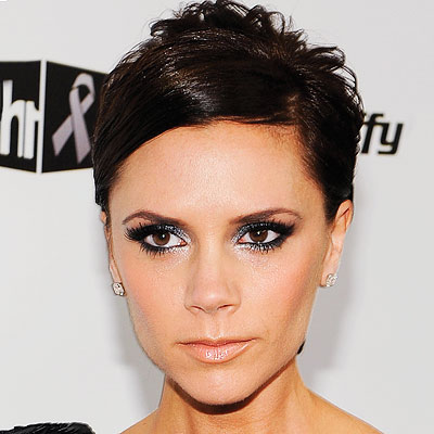 Victoria Beckham - Short Hairstyles - Get Hollywood Hair - Beauty - InStyle