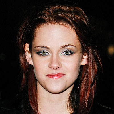 kristen stewart hair color. Kristen Stewart