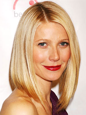 Gwyneth Paltrow's Long Bob - Star Cuts That Work for You - Get