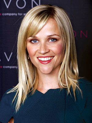 Star Cuts That Work For You, Long Layers with Bangs, Reese Witherspoon