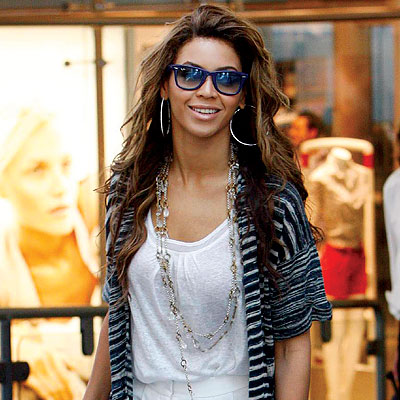 Sunglasses, Beyonce, Oval