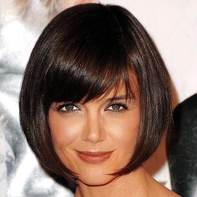 katie holmes short hairstyle. Katie Holmes - Short