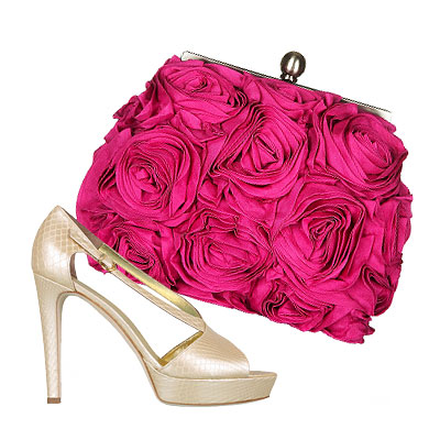 16 Great Bag-and-Shoe Combos - Summer Accessories 2009 - Fashion - In Style