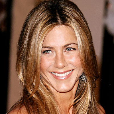 Jennifer Aniston, Best Hair Color in Hollywood
