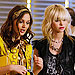 Leighton Meester  and Taylor Momsen