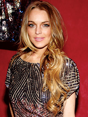 Lindsay Lohan - Great Hairstyles at Every Age - 20s