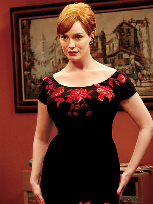 christina hendricks mad men pics. Fashion Freeze Frame - Mad Men