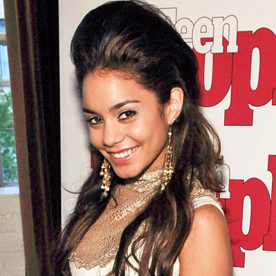 Vanessa Hudgens - Transformation - Star Beauty - Star Hair