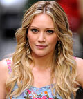Hilary Duff-Matte Lips-Makeup Tip