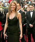 Emmys - Jennifer Aniston - Lela Rose