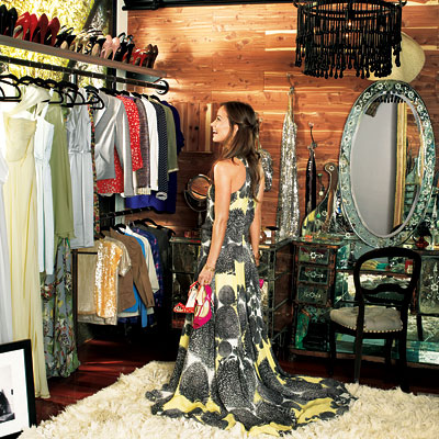 5 Easy Steps to Flawless Style - Olivia Wilde - Cleaning Out Your Closet